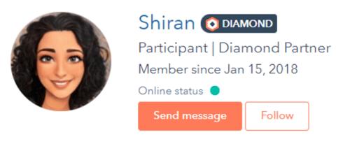 Shiran Sugerman hubspot community