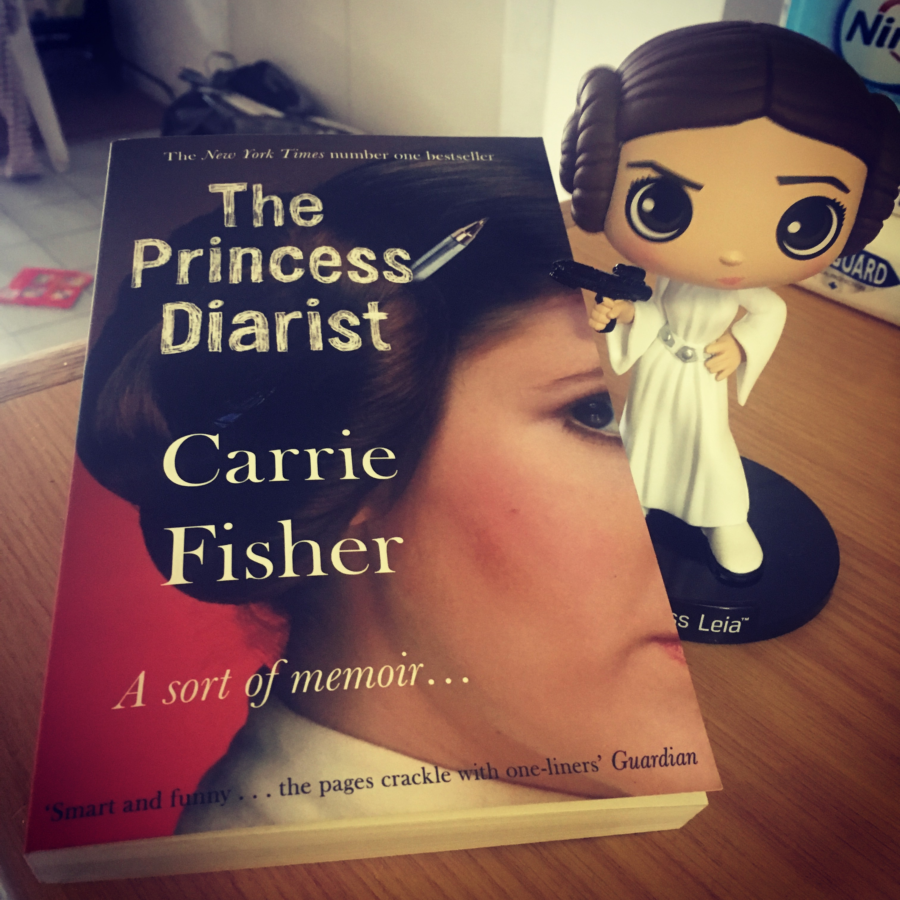Carrie Fisher - Shiran Sugerman Image