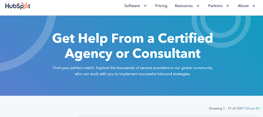 Get help from a certified agency or consultant