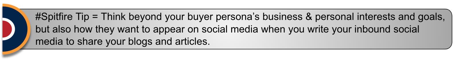 Tip social persona