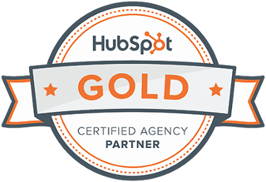 HubSpot Gold Partner Badge