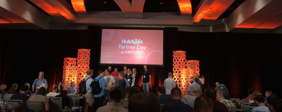 Hubspot partner day 2018